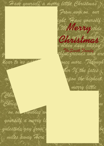 4x8 cust christmas card